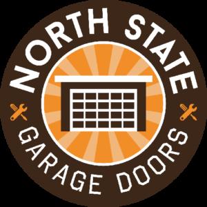 north state garage door logo